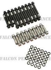 Chevy 265 283 302 5.0/305 5.7/350 400 Cylinder Head Bolts+Washers Set/Kit