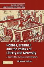 Cambridge Studies in Early Modern British History Ser.: Hobbes, Bramhall and...
