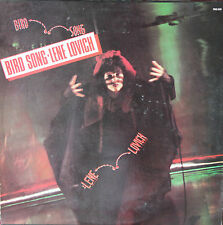 "Vinyle maxi Lene Lovich ""Bird song"""