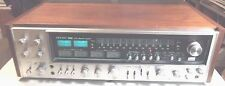 Vintage Sansui QRX-9001 4/2 Channel Receiver w/Specs For Parts/Repair Looks XLNT