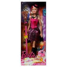 Barbie Halloween Witch Doll Halloween Party 2016 NEW