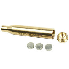 Red Dot Laser Boresighter Brass Bore sighter for 30-06 Springfield .25-06 / 270
