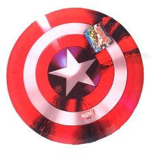"Marvel Avengers Captain America Kids Boy's Girls Flying Disk Fresbee 16"" NWT"