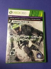Tom Clancy's Splinter Cell Blacklist *Special Edition* + Bonus DLC for XBOX 360