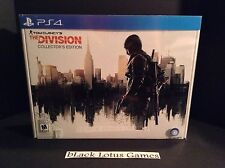 NEW Sealed Tom Clancy's The Division Collector's Edition PS4 PlayStation 4
