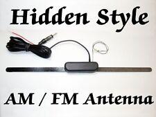 GOLF CART HIDDEN STYLE AM FM AMPLIFYED ANTENNA,.. BRAND NEW + How Too Install