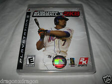 Major Leage Baseball 2k8/MLB (ps3) US-Nuovo Versione