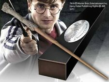 Harry Potter - Harrys wand with Nameplate . Noble NN8415 Harry Potter wand