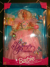 Butterfly Princess Barbie Doll 1994