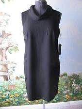 Willi Smith Black Sleeveless Dress SZ 12 NWT