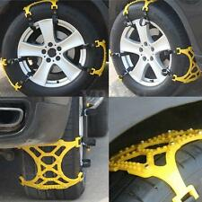 Easy Installation Simple Car Vehicle Truck Snow Chain Tire Chain Anti-skid Belt