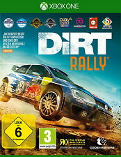 Xbox DiRT Rally (Microsoft Xbox One, 2016)