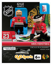 KRIS VERSTEEG CHICAGO BLACKHAWKS OYO MINIFIGURE LEGO BRAND NEW FREE SHIPPING