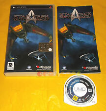 STAR TREK TACTICAL ASSAULT Psp Versione Italiana 1ª Edizione ○○○○ COMPLETO - AT