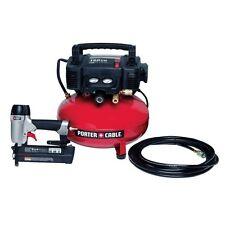 Porter-Cable  Brad Nailer bn200  nail gun c2002 air compressor Combo  PCFP12236