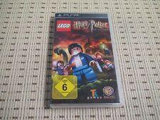 Lego Harry Potter Die Jahre 5-7 für Sony PSP *OVP*