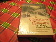 Christmas Treasury of Yuletide Stories and Poems (1992, Hardcover)