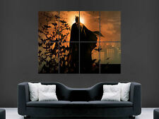 BATMAN THE DARK KNIGHT  ART  HUGE WALL GIANT POSTER
