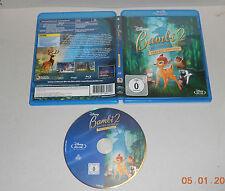 Blu Ray Walt Disney Bambi 2 - Der Herr der Wälder Z4F Special Edition  Neu