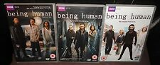 Being Human Series 1-3 (DVDs, 8-Discs)