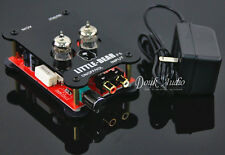 Little Bear P5 Black 6J1 Vacuum Tube Pre-AMP Hifi Power Audio DIY Preamplifier