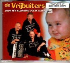 (BH103) De Vrijbuiters, Voor M'n Kleinkind Doe- 1997 CD