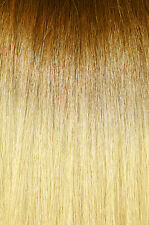 "18"" SuperRemi Tape In Ombre & Sombre Wavy Remi Hair Extensions: 20 Tabs"