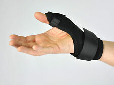 S4U EasyBreathe Neoprene Thumb Support / Brace  with removable metal splint