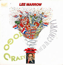 "LEE MARROW-TOGO CRAZY SINGLE 7"" VINYL 1991 PROMOCIONAL SPAIN EXCELLENT COVER"