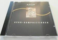 Axor - Kompositionen / Carlton (CD Album 1995) Used very good