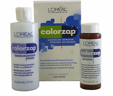 Loreal Technique Color Zap Permanent Haircolor Remover Hair Color Correction New