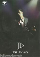 J D JAZDHAMI BHANGRA MUSIC NEW ORIGINAL BOLLYWOOD DVD - FREE UK POST