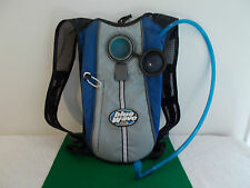 Camelbak Blue Wave Hydration Pack with Pure Flow Hose/Bite Value