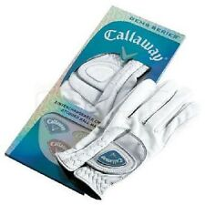 Qt. of 6 Callaway Gems Series Ladies Golf Gloves- Right Hand- Size Large- *NEW*