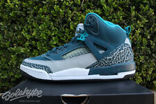 NIKE AIR JORDAN SPIZIKE GS SZ 7 Y SPACE BLUE FUSION PINK WOLF GREY 317321 407