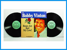 Bobby Vinton Roses Are Red My Love Record Beautiful Music Com. BMR2-122HU #101