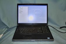 "Dell Precision M6500 Core i5 M540 2.53GHz / 8GB / NO HDD/ Backlit KB / 17"" #6743"