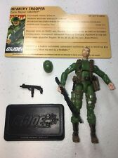 GI Joe Cobra 25th Anniversary Figure Lot TRU Exclusive Grunt