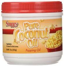Snappy Colored Coconut Oil (1 Lb.)