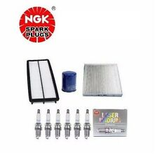 Tune-Up Kit Air Cabin Oil NGK Iridium Spark Plugs Accord 6-Cylinder 3.0L New