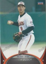 2016 Bowie Baysox Drew Dosch RC Rookie Baltimore Orioles Minor League