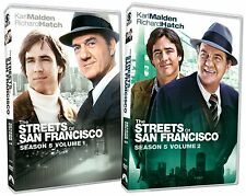 NEW - Streets of San Francisco: Season 5