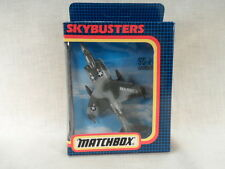 1989 Matchbox Skybusters SB-27 Harrier Jet NRFP Made in Macau