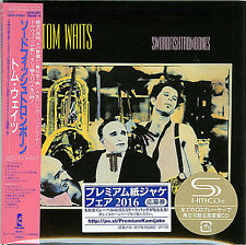 TOM WAITS-SWORDFISHTROMBONES-JAPAN MINI LP SHM-CD Ltd/Ed G00