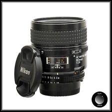 Nikon nikkor micro 60mm f/2.8 D lens