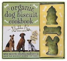 The Organic Dog Biscuit Kit by Jessica Disbrow Talley (2016, Paperback)