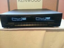 HIFI KENWOOD STEREO Graphic Equalizer offre ge-450