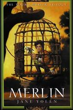 Merlin: The Young Merlin Trilogy, Book Three