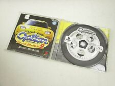 OPTION TUNING CAR BATTLE 2 Item ref/ccc PS1 Playstation Japan Game p1