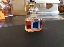 Vintage 1980s Vol de Nuit Guerlain 1/4 oz 7.5 ml Pure Parfum 0.25 oz OLD Version